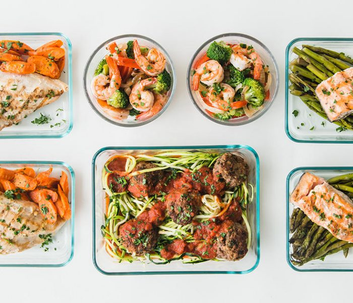 Meal Prep Tips + Tricks: Stocking Your Kitchen Like a Meal Prep Pro