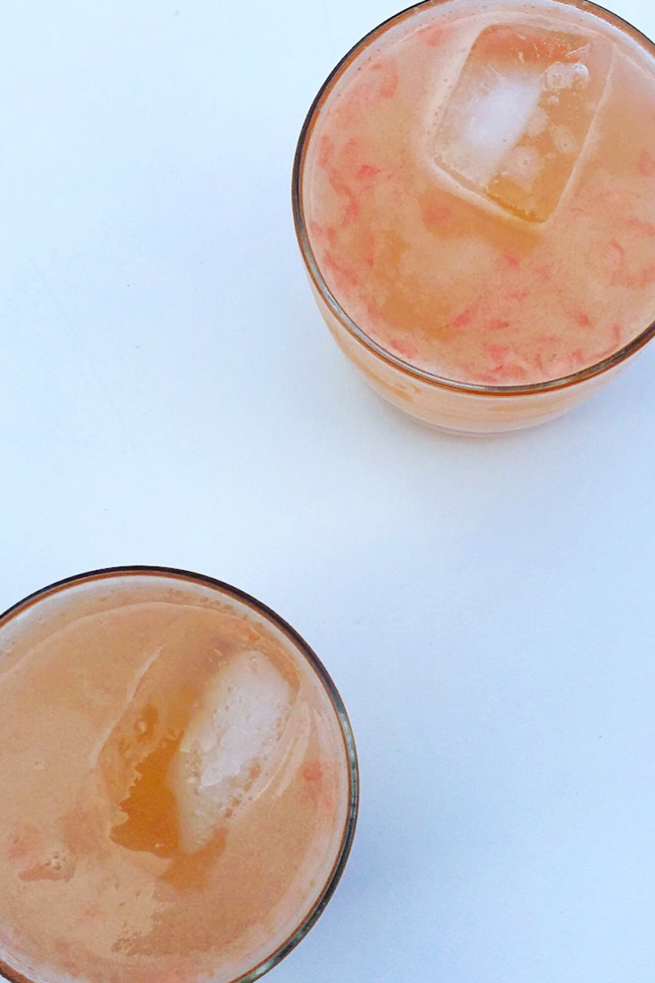 Healthy Virgin Paloma Recipe…with a twist