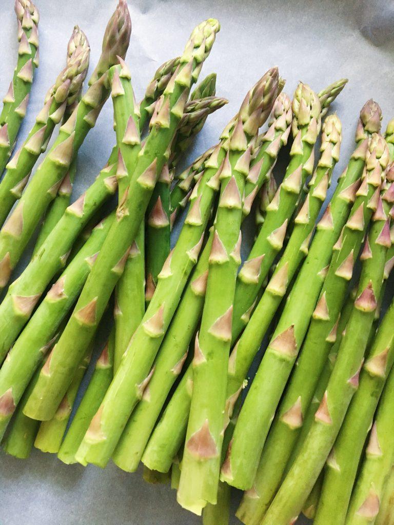 How To Cook Asparagus: Crispy Oven Roasted Asparagus