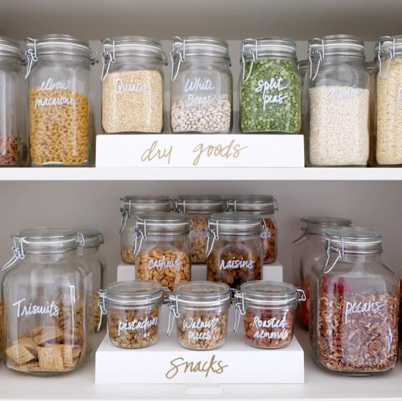 Minimalism Kitchen Organization Guide