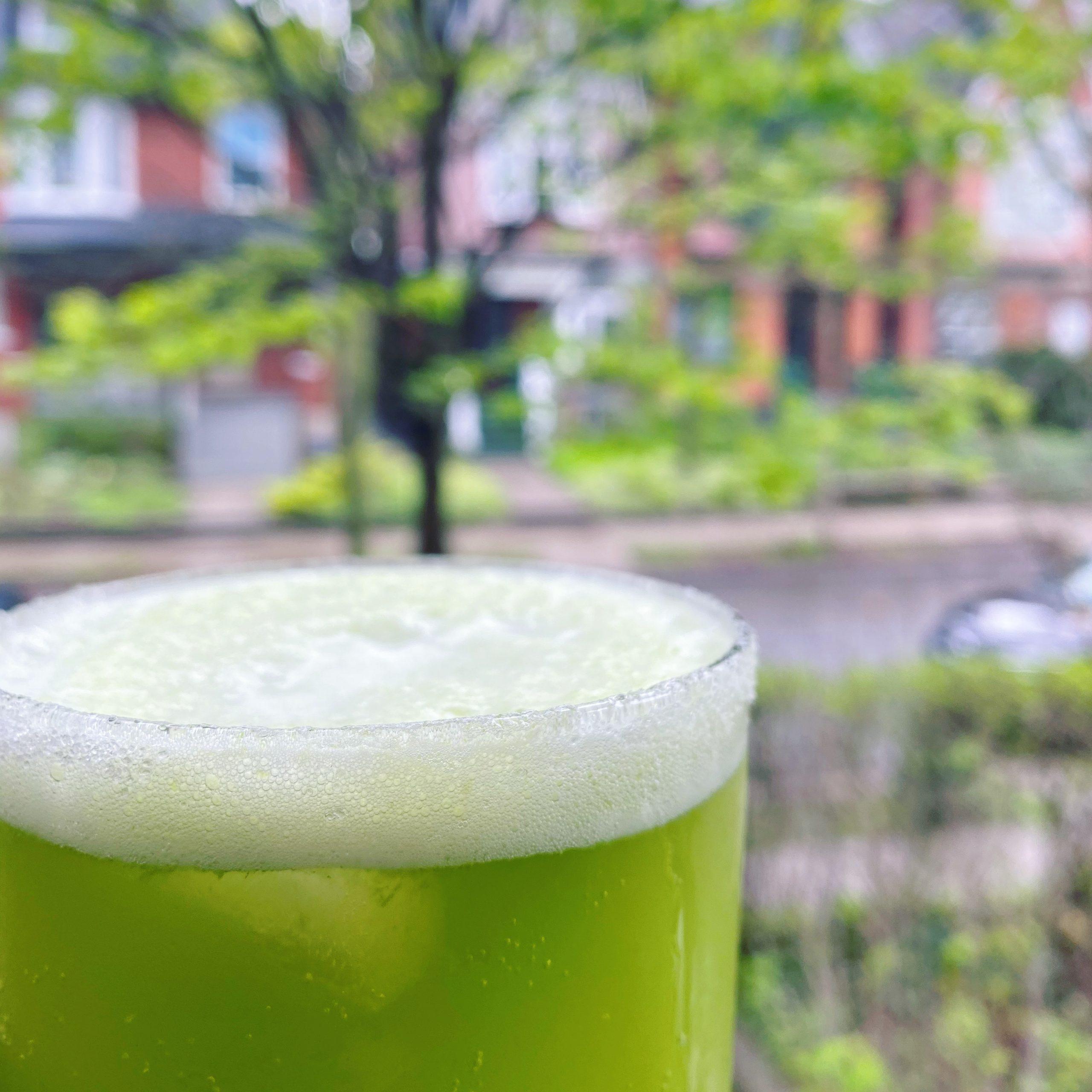 Celery Juice Mock-Cocktails